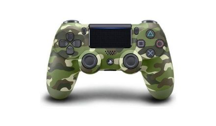 Picture of DualShock 4 Wireless Controller for PlayStation 4 | Green Camouflage