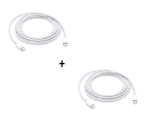 Picture of Apple 1m Long Charger Cable USB-C Lead For Macbook Pro Air Mini 2016, 2017, 2018 2019