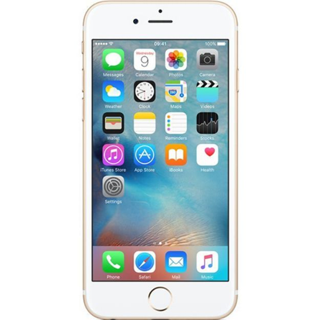 Picture of Apple iPhone 7 128GB - Gold - Unlocked | Refurbished Grade A