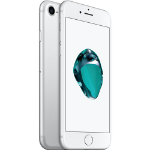 Picture of Apple iPhone 7 128GB - Silver - Unlocked    Fair Condition