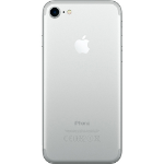 Picture of Apple iPhone 7 128GB - Silver - Unlocked - Refurbished Grade A