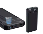 Picture of Remax Power Bank Ultra Power Backup With High Speed Charging   RPP-106 20000mAh