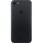 Picture of Apple iPhone 7 128GB - Matte Black - Unlocked | Refurbished Grade A