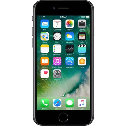Picture of Apple iPhone 7 128GB - Jet Black - Unlocked  | Fair Condition