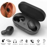 Picture of Wireless Earbuds TWS-02 Bluetooth 5.0 With Microphone & Quick Charging Case