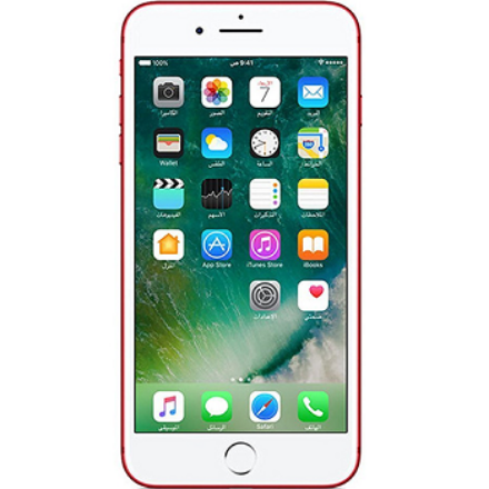 Picture of Apple iPhone 7 128GB - Red - Unlocked    Very Good Condition
