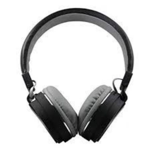 Picture of Buy SH 22 Folding Bluetooth Wireless Headset Stereo Over Gaming Earphones   Black