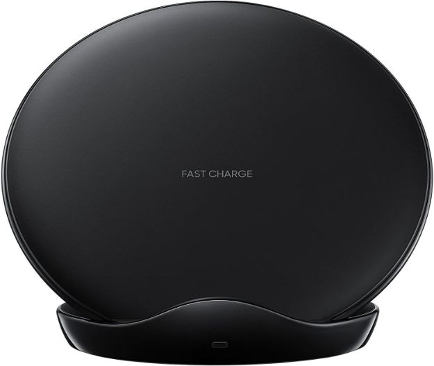Picture of Samsung Qi Certified Fast Charging Wireless Charger | Black