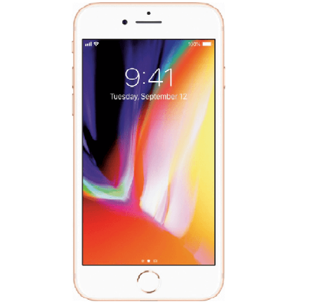 Picture of Apple iPhone 8 256GB  -  Gold -  Unlocked | Refurbished Grade A