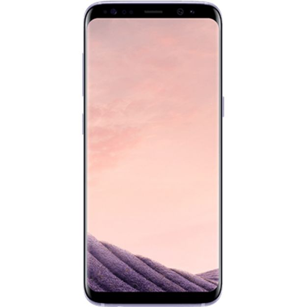 Picture of Refurbished Samsung Galaxy S8 64GB - Orchid Grey - Unlocked | Pristine Condition