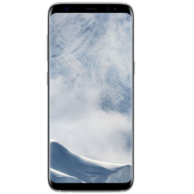 Picture of Refurbished Samsung Galaxy S8 64GB - Silver - Unlocked    Very Good Condition