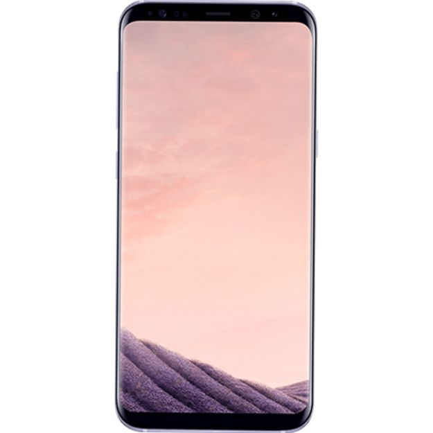 Picture of Refurbished Samsung Galaxy S8 Plus 64GB - Orchid Grey - Unlocked   Excellent condition