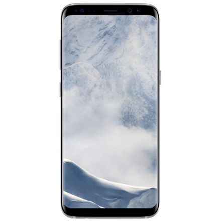 Picture of Refurbished Samsung Galaxy S8 Plus 64GB - Arctic Silver - Unlocked | Excellent condition