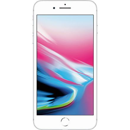 Picture of Apple iPhone 8 Plus  64GB - Silver - Unlocked | Used Good