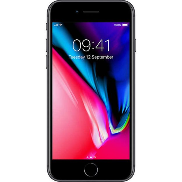 Picture of Apple iPhone 8 Plus 64GB - Space Grey - Unlocked   Excellent Condition