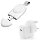 Picture of Apple iWatch Magnetic USB Charger Portable Wireless Charger For Apple Watch