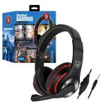 Picture of GM-005 Wired Gaming Headset Headphone With Built In Mic | Black