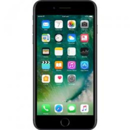 Picture of Apple iPhone 7 Plus 128GB - Matte Black - Unlocked | Refurbished Grade A