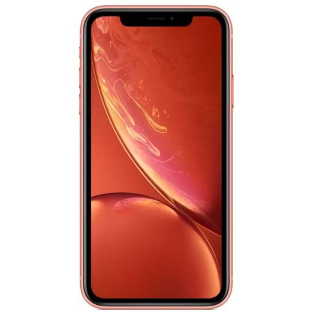 Picture of Apple iPhone XR 128GB - Coral - Unlocked    Good Condition
