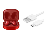 Picture of Samsung Galaxy Buds Live True Wireless Earphones - Red