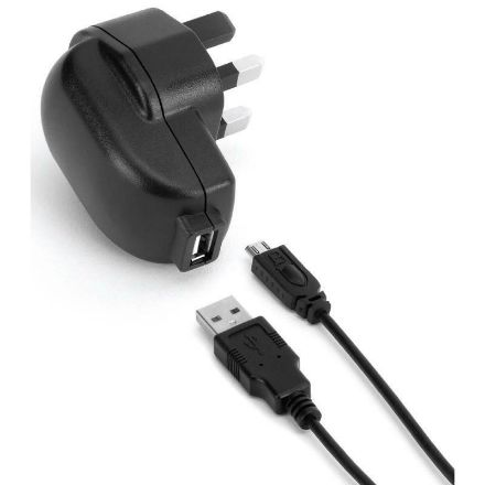 Picture of Griffin 10W Universal USB Charger With Detachable Micro-USB Cable