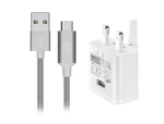 Picture of Griffin Unbreakable Fast Charging Type-C Cable | Silver