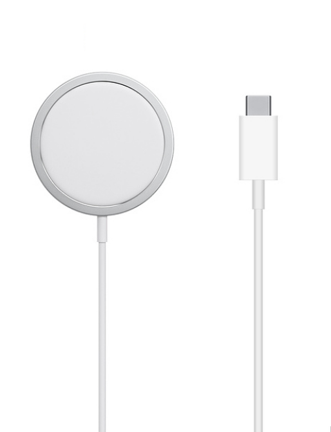 Picture of Wireless Charger Iphone, Magnetic Wireless Charger For Iphone 12 Pro Max Magsafe Charger 15W Fast Charger