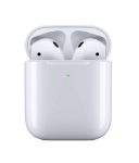 Picture of Apple Air Pods with Wireless Charging Case   Wireless Sweat Proof Headset