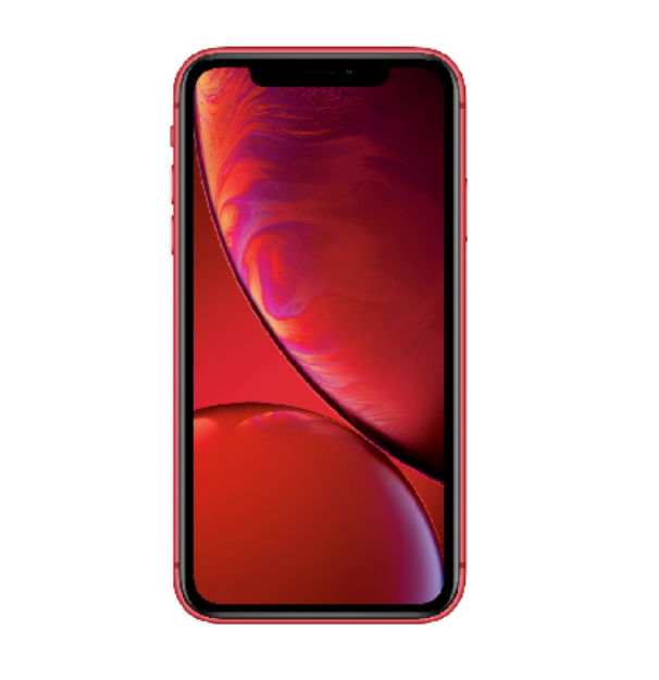 Picture of Apple iPhone XR 128GB - Red - Unlocked   Refurbished Grade A