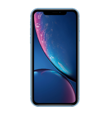 Picture of Apple iPhone XR 64GB - Blue - Unlocked | Refurbished Grade A