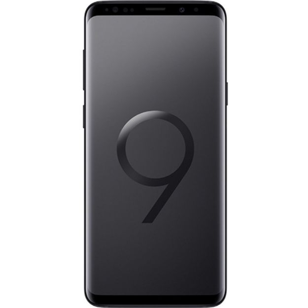 Picture of Refurbished Samsung Galaxy S9 Plus 128GB - Black - Unlocked   Very Good Condition