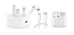Picture of Pro 7 True Wireless Airbuds Compatible With iOS/Android   Bluetooth Headset
