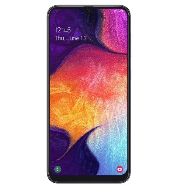 Picture of Samsung Galaxy A50 Dual-Sim 128GB Black - Unlocked   Brand New