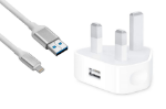 Picture of Fast Charging Speedy USB to Lightning Cable For iPhone | 2Meter