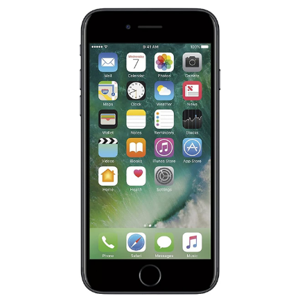 Picture of Apple iPhone 7 128GB - Matte - Black Unlocked | Good Condition