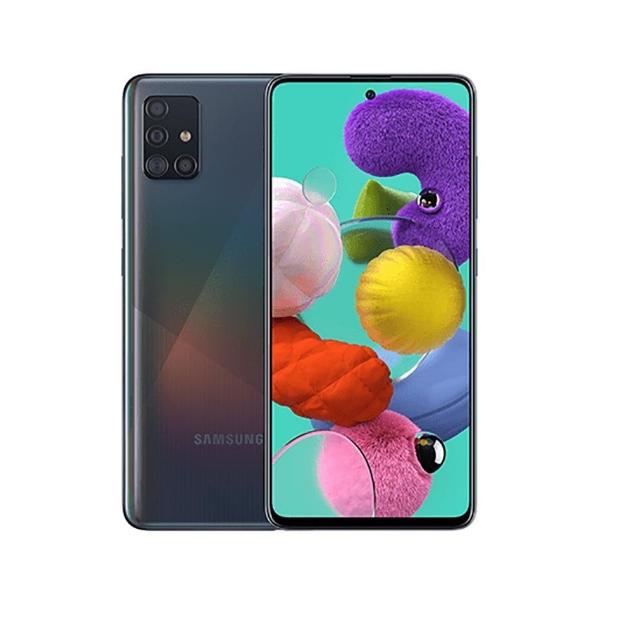 Picture of Brand New Samsung Galaxy A51 - Prism Crush Black | Dual Sim 128GB With 4GB RAM