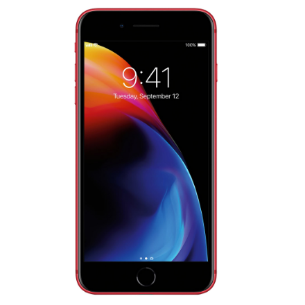 Picture of Apple iPhone 8 Plus  64GB - Red - Unlocked   Used Very Good