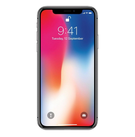 Picture of Apple iPhone X 64GB Space Grey - Unlock   Good Condition