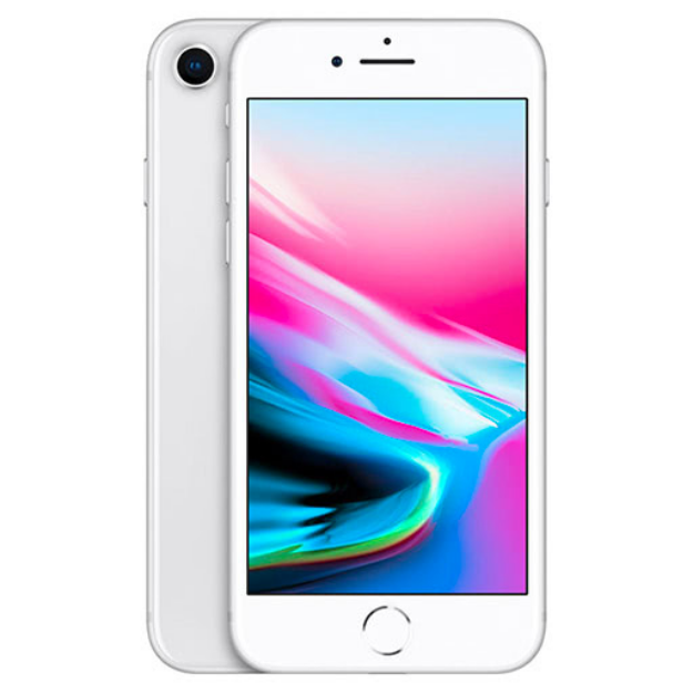 Picture of Apple iPhone 8 64GB - Silver - Unlocked | Very Good Condition