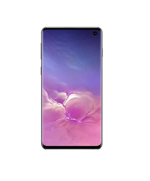 Picture of Refurbished Samsung Galaxy S10 128GB - Black - Unlocked   Excellent condition